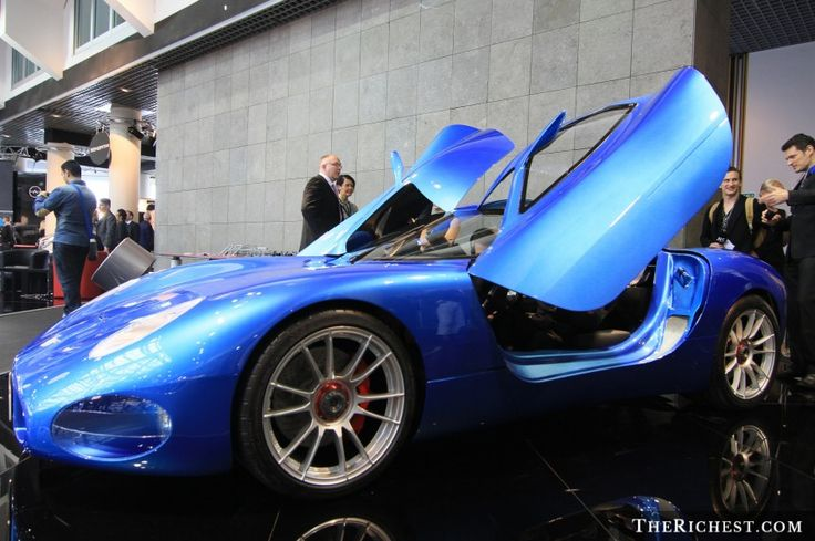 A small Finnish automaker is producing a 100% Electric 'hypercar' Toroidion 1MW which boasts 1,341 horsepower, butterfly doors and a retro design. The exact price hasn't been set yet, but could range between $1.5 million to $3.5 million. #businessnews #worldnews #news #business #automaker #uae #dubai #mydubai #gccnews #gccbusinesscouncil #gulfnews #middleeast #socialmedia #finland #cars #electriccars # Toroidion #tesla #vehicles #automobile #luxury
