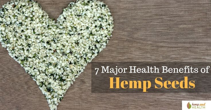 Discover the many nutritional benefits of hemp seeds and what it can do for your health. Click here to learn the facts about hemp seed health & nutrition.