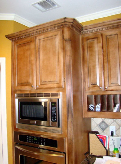 Shadow effect on pickled cabinets home kitchen pinterest for Kitchen cabinets nl