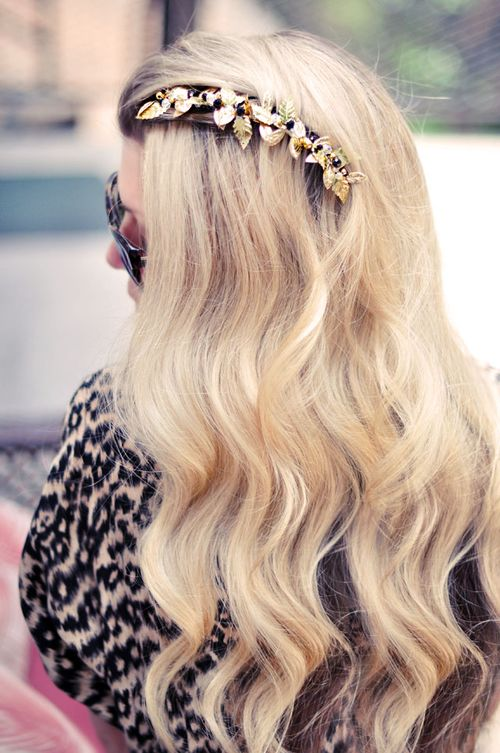 Images Of Hairstyles 25 ideas of hairstyles for long hair with headbands Cute Diy Hair Accessories For Girls Different Types Of Hairstyleshair