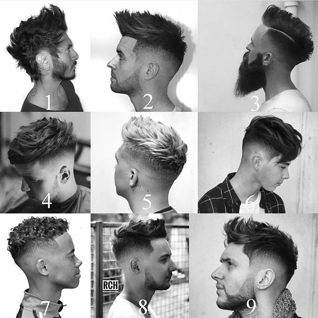 @ryancullenhair - What's your favourite?