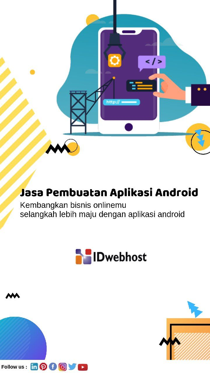 Jasa Pembuatan Aplikasi Android Idwebhost Aplikasi Aplikasi Android Android
