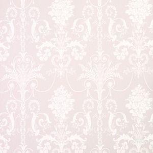 Josette Amethyst Floral Linen/Cotton Mix Curtain Fabric