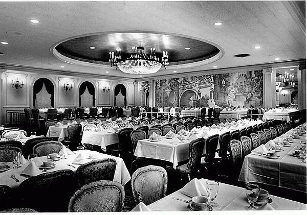 1950s Supper Clubs Vanished Luxury Richly Decorated