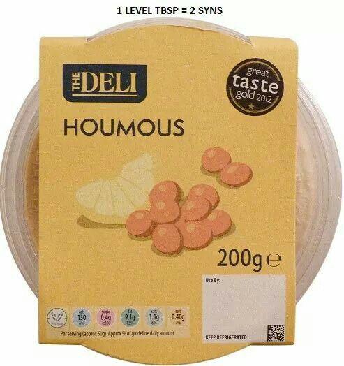 Aldi Houmous