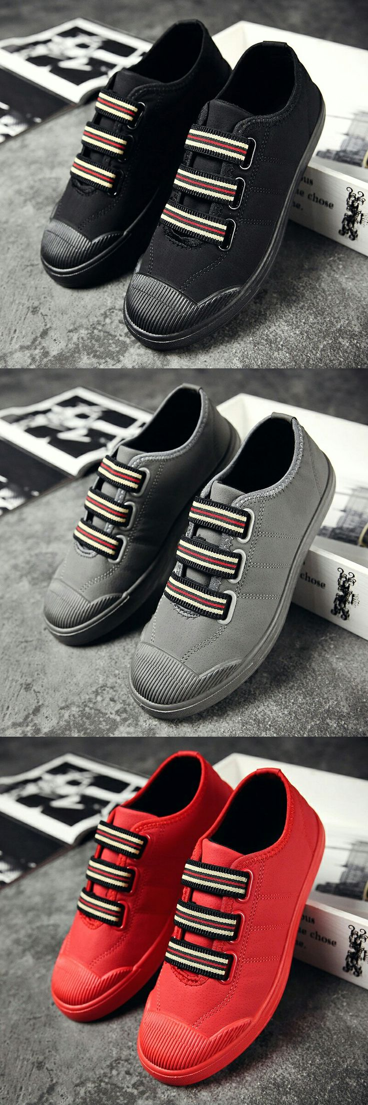 $19.99 <Click to buy> Classic Canvas Shoes Men Casual Comfortable