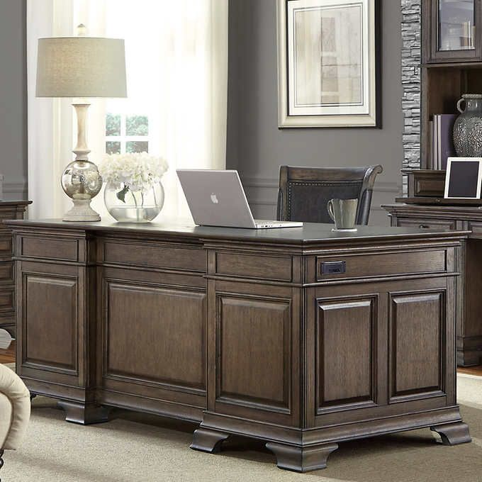 Kemper Office 72 Executive Desk By