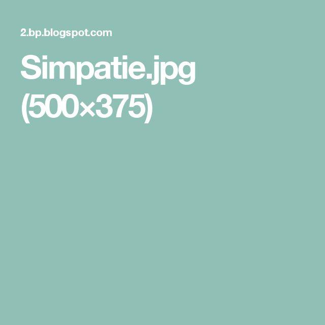 Simpatie.jpg (500×375)