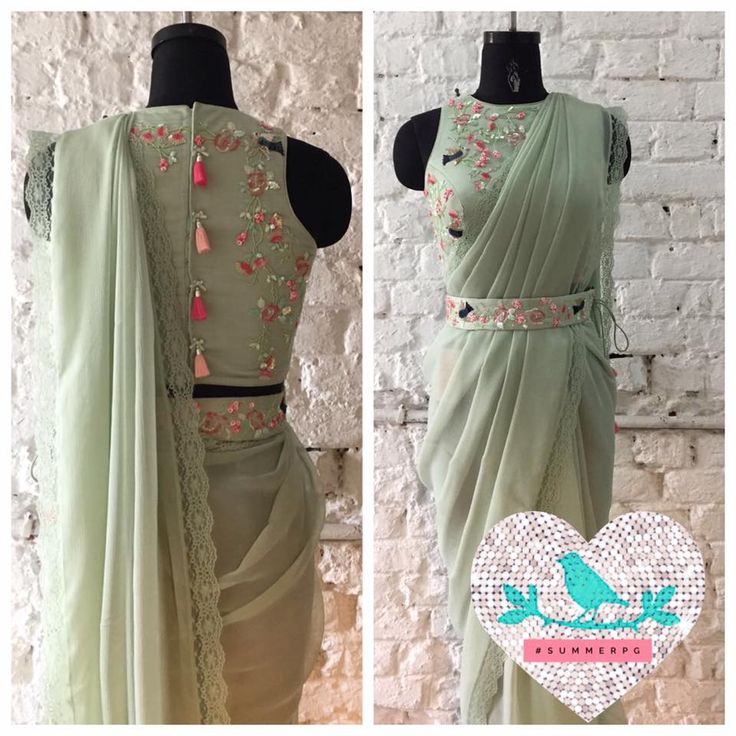 Green roses and bird with belt  summer by priyanka Gupta.27 October 2016