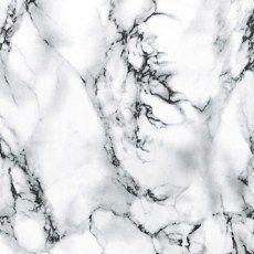 Revêtement adhésif Marbre, blanc, 2 m x 0.45 m