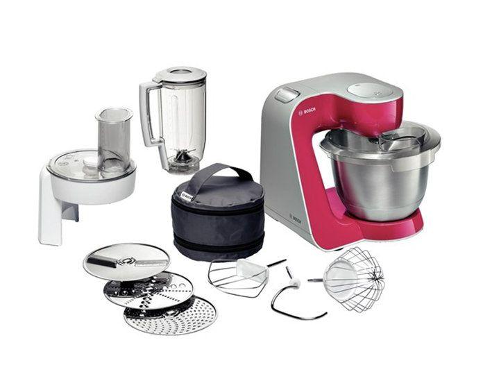 kitchen machine mum5 est le nouveau robot de cuisine intelligent de la marque bosch au del de. Black Bedroom Furniture Sets. Home Design Ideas