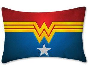 Almofada Wonder Woman 30x20cm