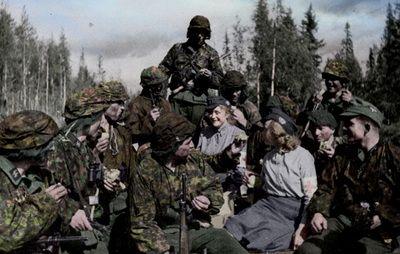 "1. Kompanie 6.SS Gebirgs-Division ""Nord"" - Rgt. 11"