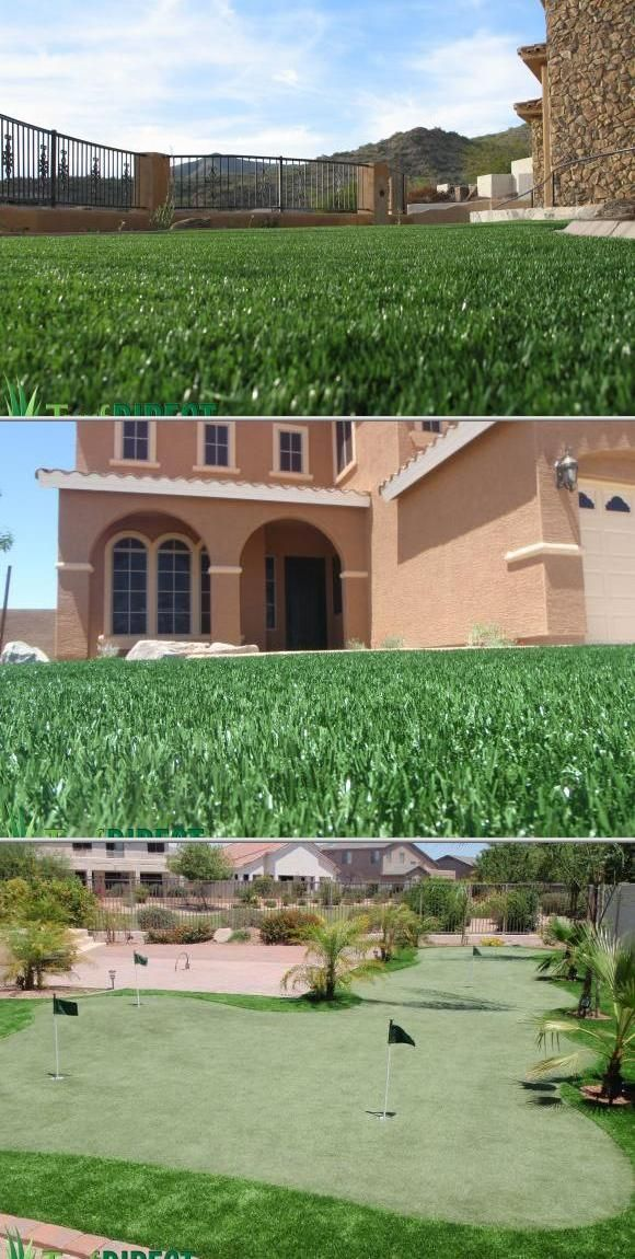 This company has been performing installation and distribution services for premium synthetic grass. They work on landscapes, golf courses and more. Inquire about their synthetic turf prices today.