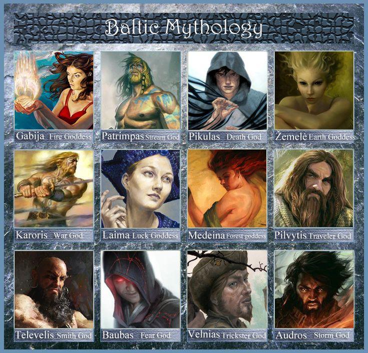 Mitologia Báltica