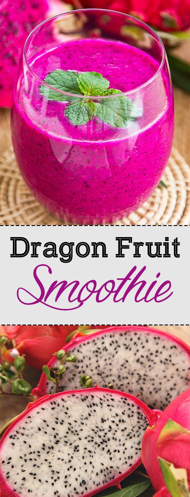 Dragon Fruit for Taste and Health – Fit Body Secret