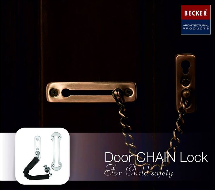 Best Door Chains Ideas On Pinterest Amazing Inventions - Creative door chain that is really safe