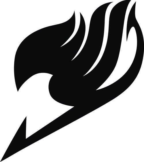 I'm totally getting a tattoo of the Fairy Tail symbol! xD