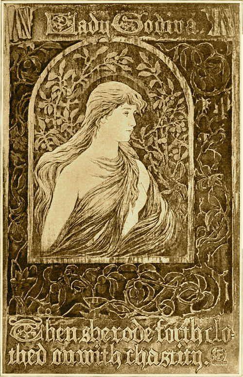 Exhibition Catalogue, St. Louis 1889, Decorative Burnt Wood Panels by J. William Fosdick