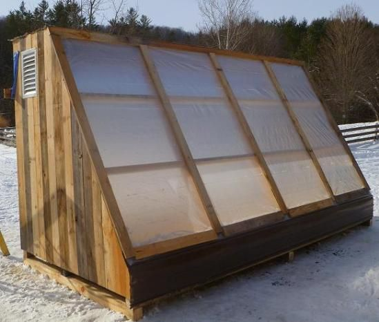 Using A Solar Wood Drying Kiln - http://backyardsmadebetter.com/using-solar-wood-drying-kiln/