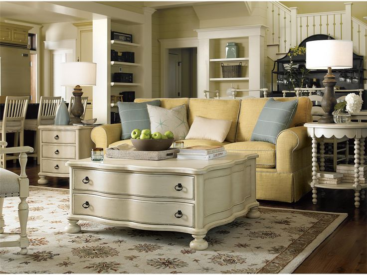 River House The Family Room Table (River Boat) Paula Deen Home. Universal  Furniture ... - 128 Best Images About Paula Deen's River House Collection On Pinterest