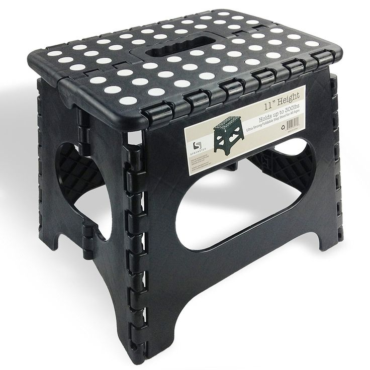 little big life a folding step stool is great for a small kitchen easy