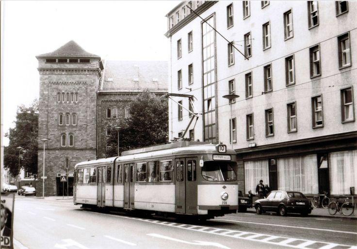 Kettenbilder HSB 208 = Mainz 238 = Elblag 238 - Nahverkehr Rhein-Neckar