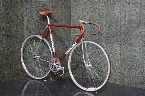Colnago Rennrad Rot