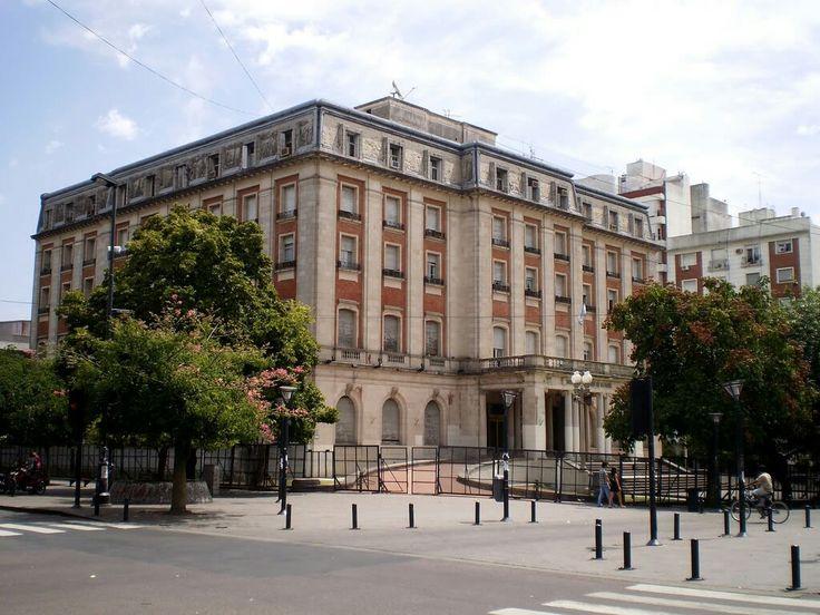 Tribunales Federales de La Plata . La Plata , La Plata.