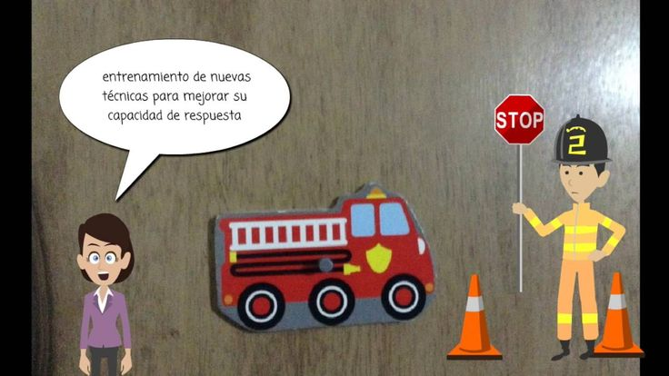 A veces pensamos que la única función de los bomberos es apagar incendios, sin embargo hay más funciones importantes que ellos realizan, en este video enseñamos a los niños y niñas estás otras funciones