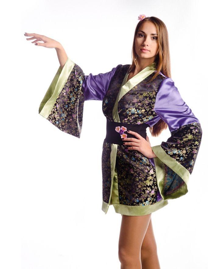 Костюм+Гейши:+кимоно+(Украина)