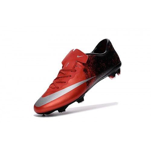 3c94b62f226 ... discount nuevo nike mercurial superfly cr7 fg hombre naranja rojo botas  de futbol football boots pinterest