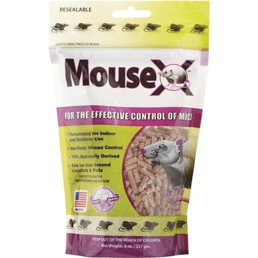 Ecoclear Products 8Oz Mouse-X Mice Control 620200 Unit: Each, Gardening