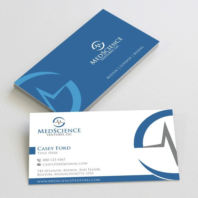 167 best land page design images on pinterest business card design medscience ventures bcards by toyz86 card designsbusiness reheart Choice Image