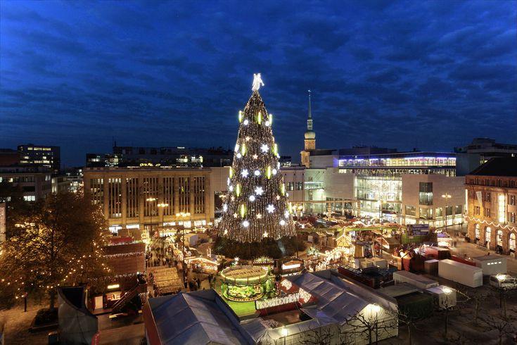 El Mercadillo de Navidad de Dortmund #Alemania