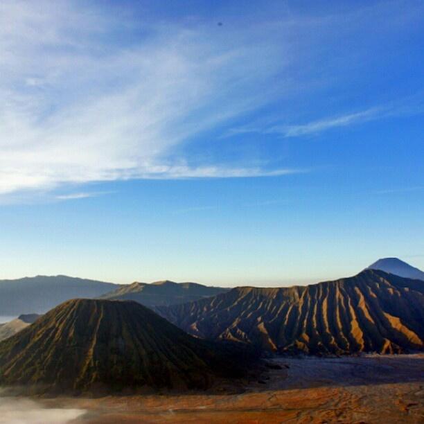 Mount Bromo - East Java - Indonesia