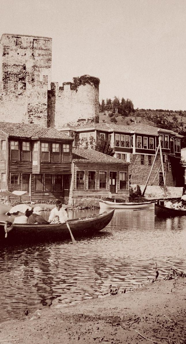 Anadoluhisarı, 1890, Abdullah Biraderler
