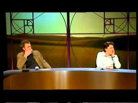 Qi - Alan Davies and Stephen Fry on religion.
