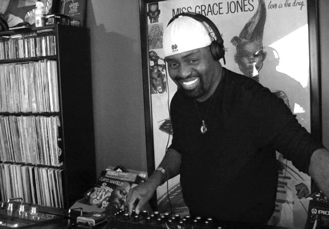 The Master...Frankie Knuckles
