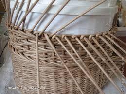 Картинки по запросу корзина газетных трубочек мк ситцевое плетение