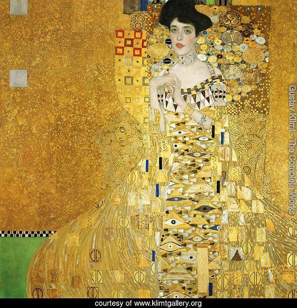 Portrait Of Adele Bloch Bauer I
