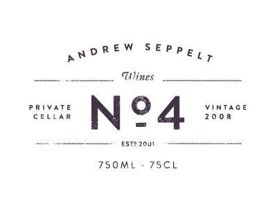 Graphic Design . Brand . Logo . Number . Vintage .