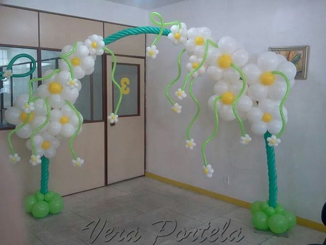 640 480 pixels for Balloon arch decoration ideas