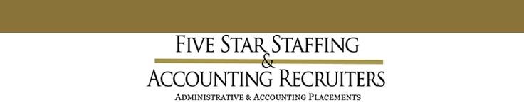 Five Star Staffing - Employment Agencies, Jobs, Employment, Career, Resume, RTP, Triangle, NC, North Carolina