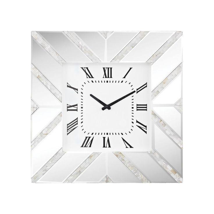 Sterling La Jolla Wall Clock 5173-035 - Wall Clocks - Wall Decor