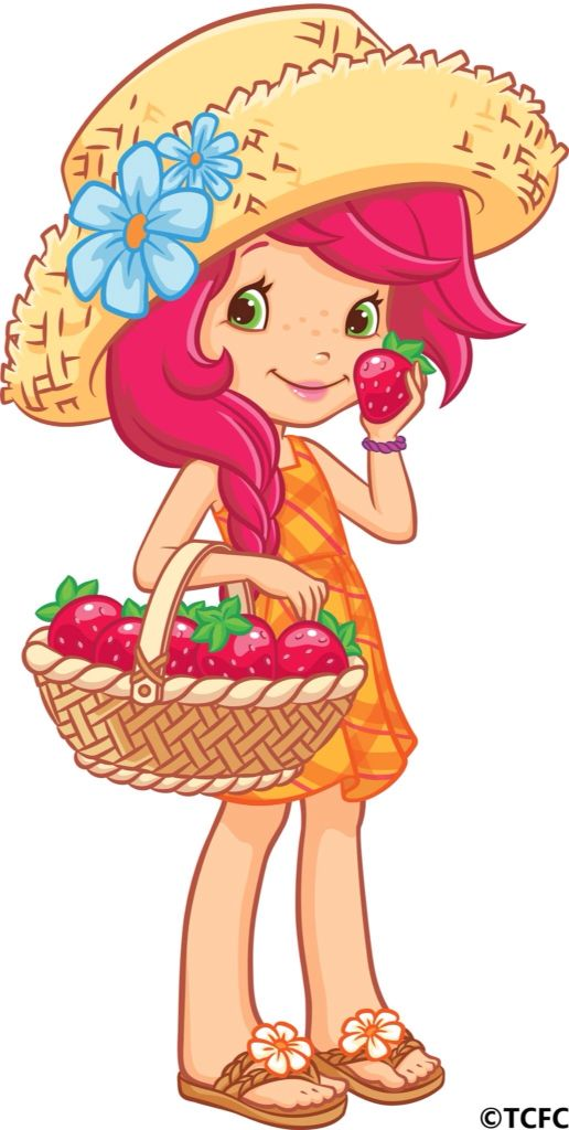 59 best Strawberry Shortcake images on Pinterest  Strawberries