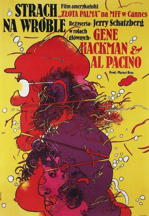 Scarecrow, Polish Movie Poster