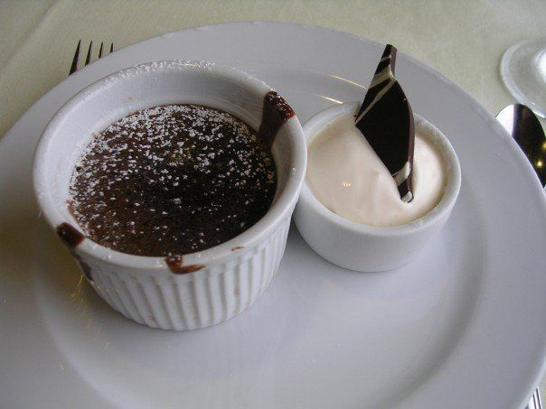 Warm chocolate melting cake - only on Carnival cruises!: Carnival Cruises, Carnivals Crui Line, Chocolates Cakes, Carnivals Cruises Line, Chocolates Desserts, Chocolates Melted Cakes, Warm Chocolates, Melted Chocolates, Lava Cakes