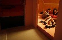 Germania a luci rosse.  Secondo lo Spiegel la legge sulla legalizzazione della prostituzione ha fallito completamente. (Reuters/Hannibal Hanschke)