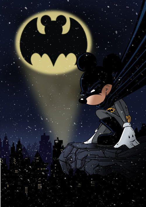 - Mickey Batman ./tcc/